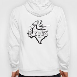 Bisons Ultimate actual team logo official gears Hoody