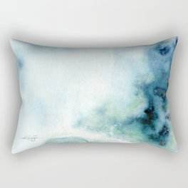 Into The Mystic No. 67 by Kathy Morton Stanion Rectangular Pillow