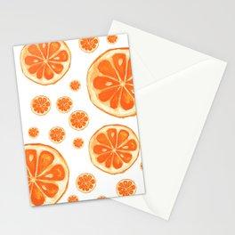 Orange You Happy Stationery Cards