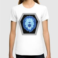 hologram T-shirts featuring Visionaries Lion by Eden Nur Madinah