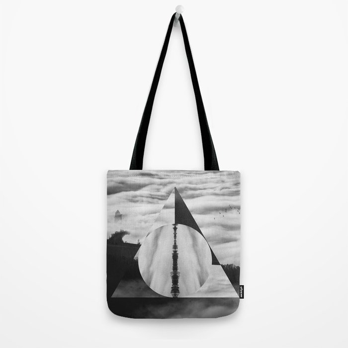 The Tale of Three Brothers - Deathly Hallows Tote Bag