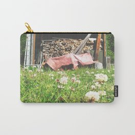 Country Wood Shed Carry-All Pouch