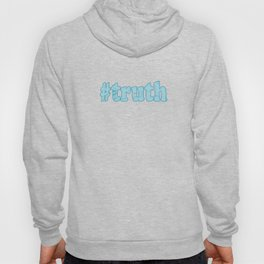 """""""Hashtag Truth"""" tee design made perfectly for social media addicts out there! Make the best tags now Hoody"""