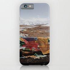 Tibetan landscape iPhone 6s Slim Case