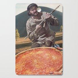Pizza Hunter Cutting Board