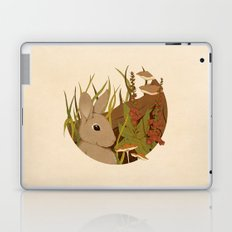 Foxglove Laptop & iPad Skin