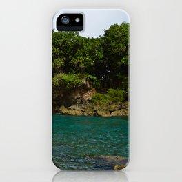 Ague Cove- Guam iPhone Case