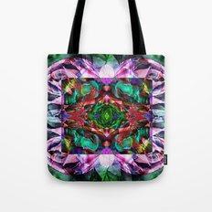 Acid Rose Tote Bag