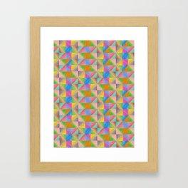 Make It Beautiful! Framed Art Print