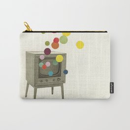 Colour Television Carry-All Pouch