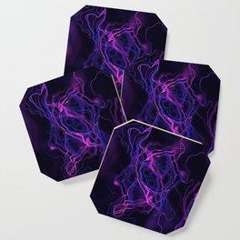 Data Drip Coaster