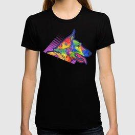 Watercolor Belgian T-shirt