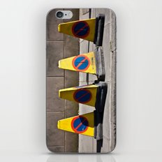 Stop unless I say so! iPhone & iPod Skin