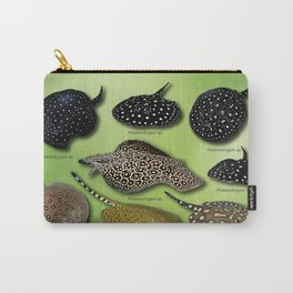 Amazon freshwater stingray Carry-All Pouch