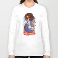 bioshock Long Sleeve T-shirts featuring Bioshock by Vaahlkult