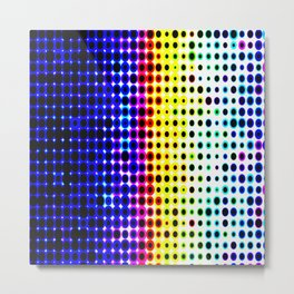 A creative colorful background Metal Print