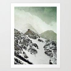 Là-haut Art Print