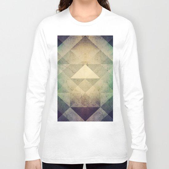 Triangles XXVII Long Sleeve T-shirt