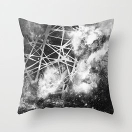 α Crucis Throw Pillow