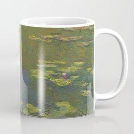 Claude Monet - Water Lily Pond 1919 Coffee Mug