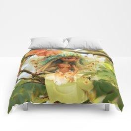 FAIRY Toothfairy in my Garden Comforters