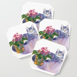 Table for Two Coaster