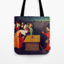 The Conjurer Tote Bag