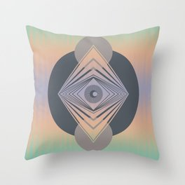 HYPER LIGHT, HYPNOTEYEZ Throw Pillow