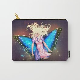 Butterfly Alice Carry-All Pouch
