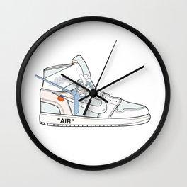 Jordan x Off-White II Wall Clock