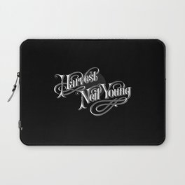 Neil Young-Harvest-Music,Folk,Rock Laptop Sleeve