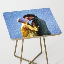 Singin' in the Rain - Blue Side Table