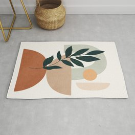 Soft Shapes IV Rug