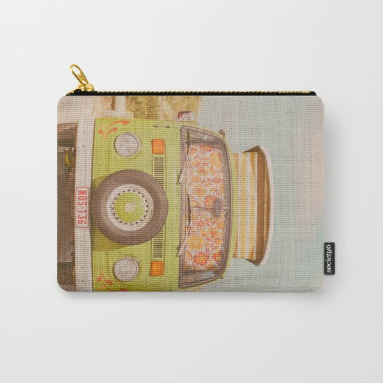 let's ride through europe Carry-All Pouch