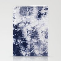 tie dye Stationery Cards featuring Tie Dye by The Mia Harper Series