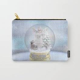 Captured in Frost Carry-All Pouch