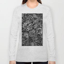 Pine Cone Pileup Long Sleeve T-shirt