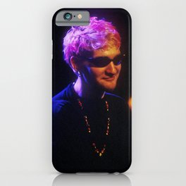 Layne Staley Alice in Chains iPhone Case