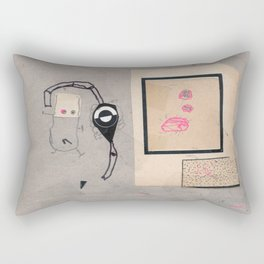oc. 183 Rectangular Pillow
