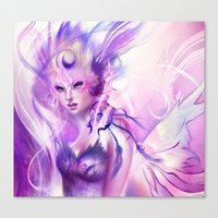 pride Canvas Prints featuring Pride by Lappisch