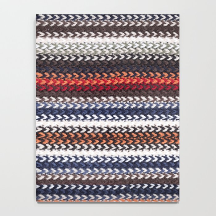 Texture laine Notebook