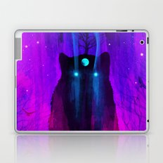 God of Wolves: Neon Flux Laptop & iPad Skin