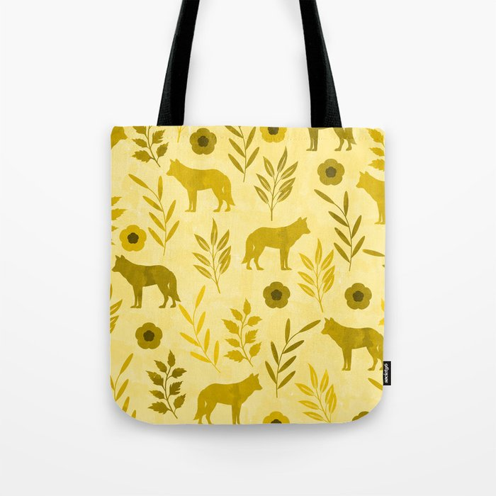 Forest Animal and Nature III Tote Bag
