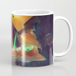 Samus Aran Coffee Mug
