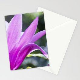 magnolia flower Stationery Cards