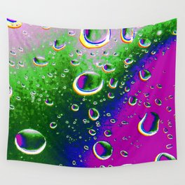 Waterdrop Abstract Wall Tapestry