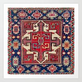 Shahsavan Moghan South East Caucasus Bag Art Print