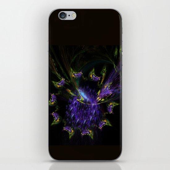 Flight of the butterflies. iPhone & iPod Skin