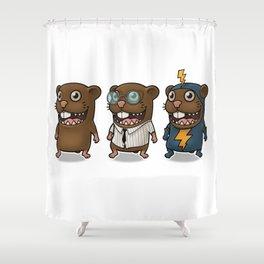 Hero Shower Curtain