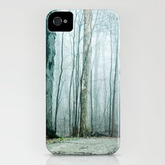 Feel the Moment Slip Away iPhone (4, 4s) Slim Case